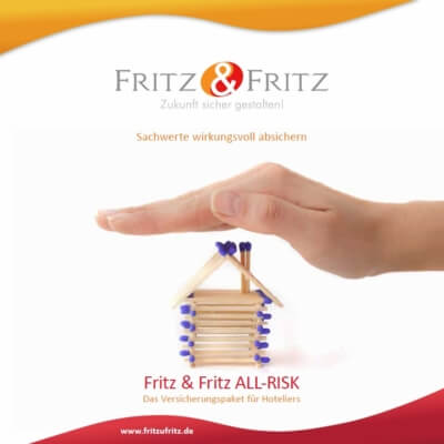 Broschüre All-Risk Hotelversicherung