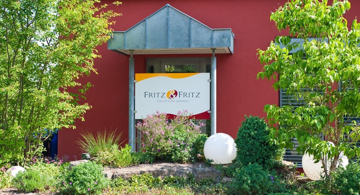 Gebäude Fritz & Fritz Sachverständige und Versicherungsmakler