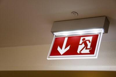 Brandschutzauflagen bedrohen Hotelbetriebe