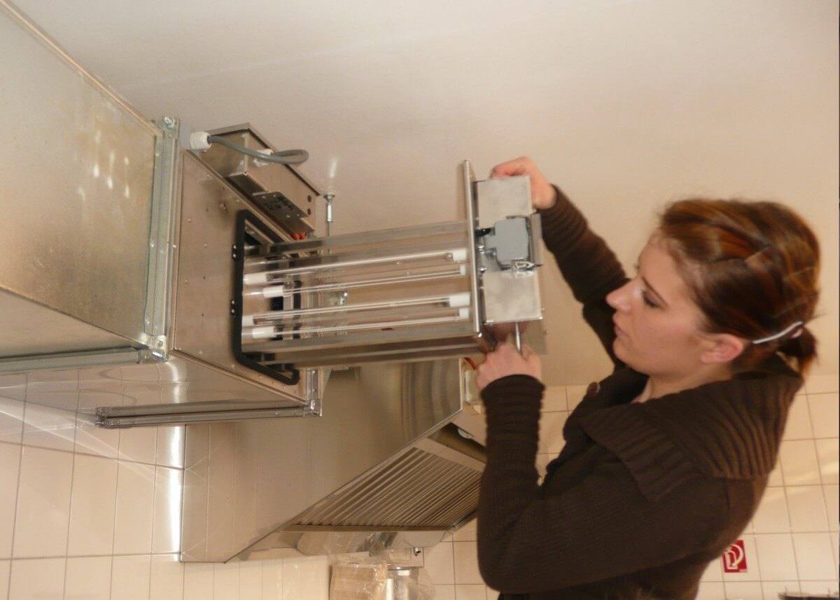 Brandschutz Küche HotelVersicherung