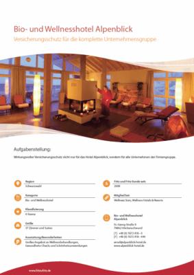 Referenz Hotelversicherung