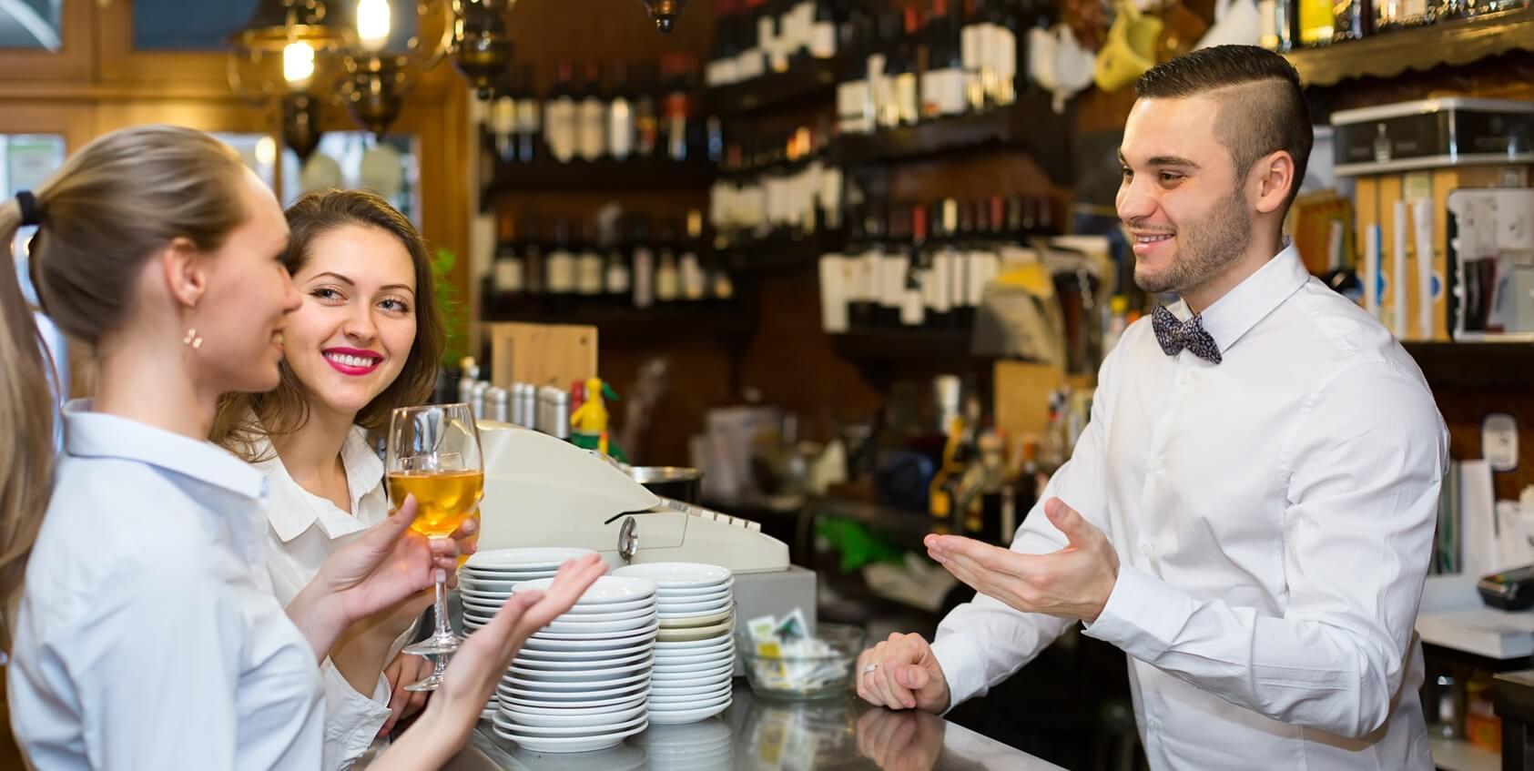 Mitarbeiter Gastro Mitarbeiterbindung