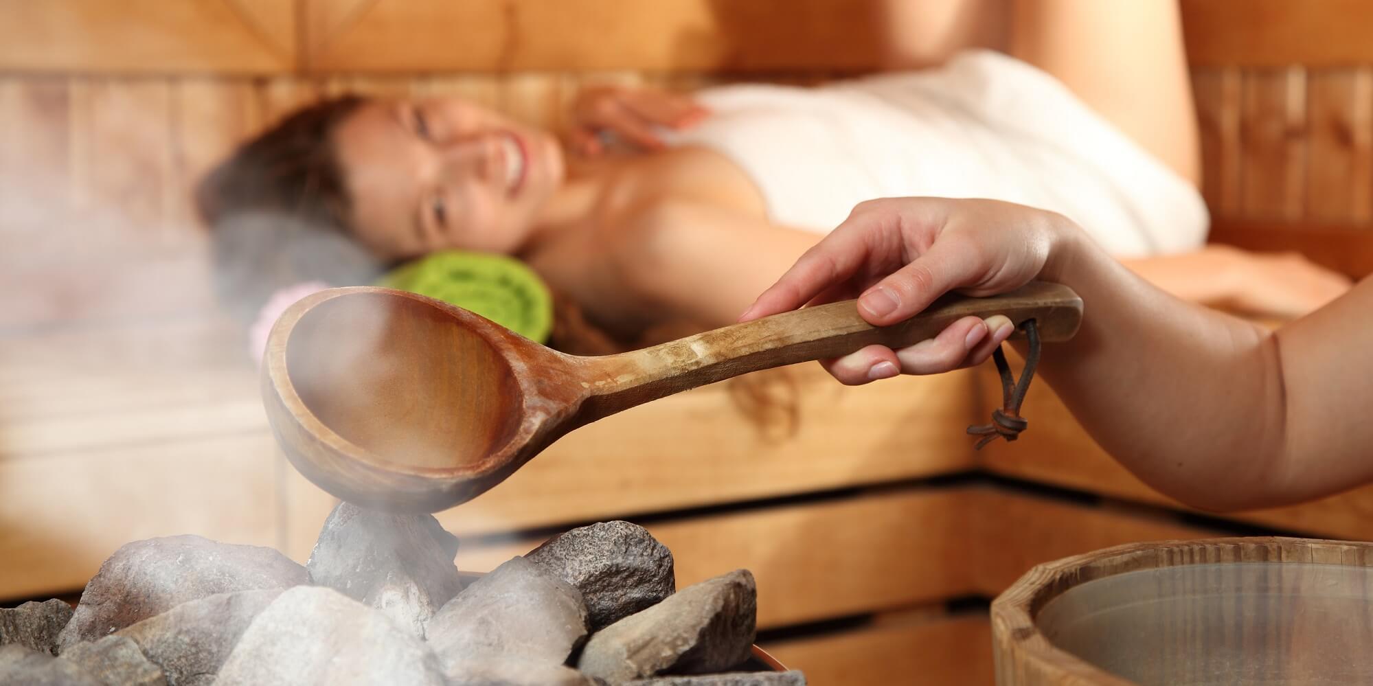 Sauna Hotelversicherung