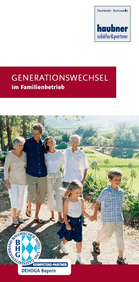Generationswechsel Betrieb
