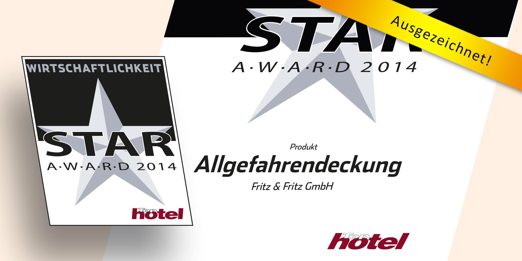 Hotelversicherung All-Risk » Fritz & Fritz