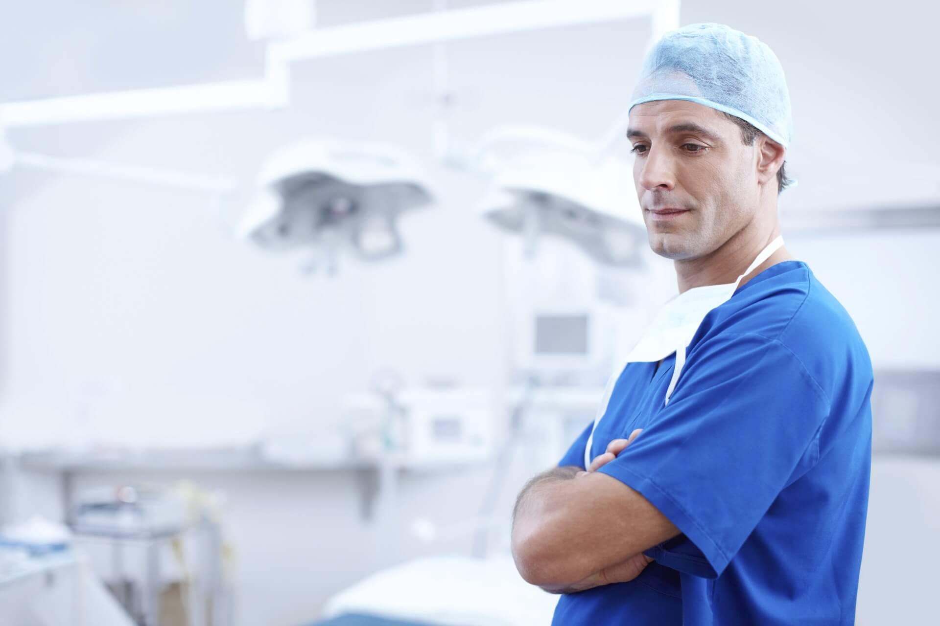 Arzt Sicherheit Absicherung