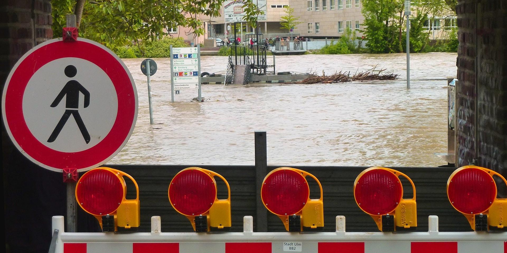 Hochwasser Versicherung Hotel