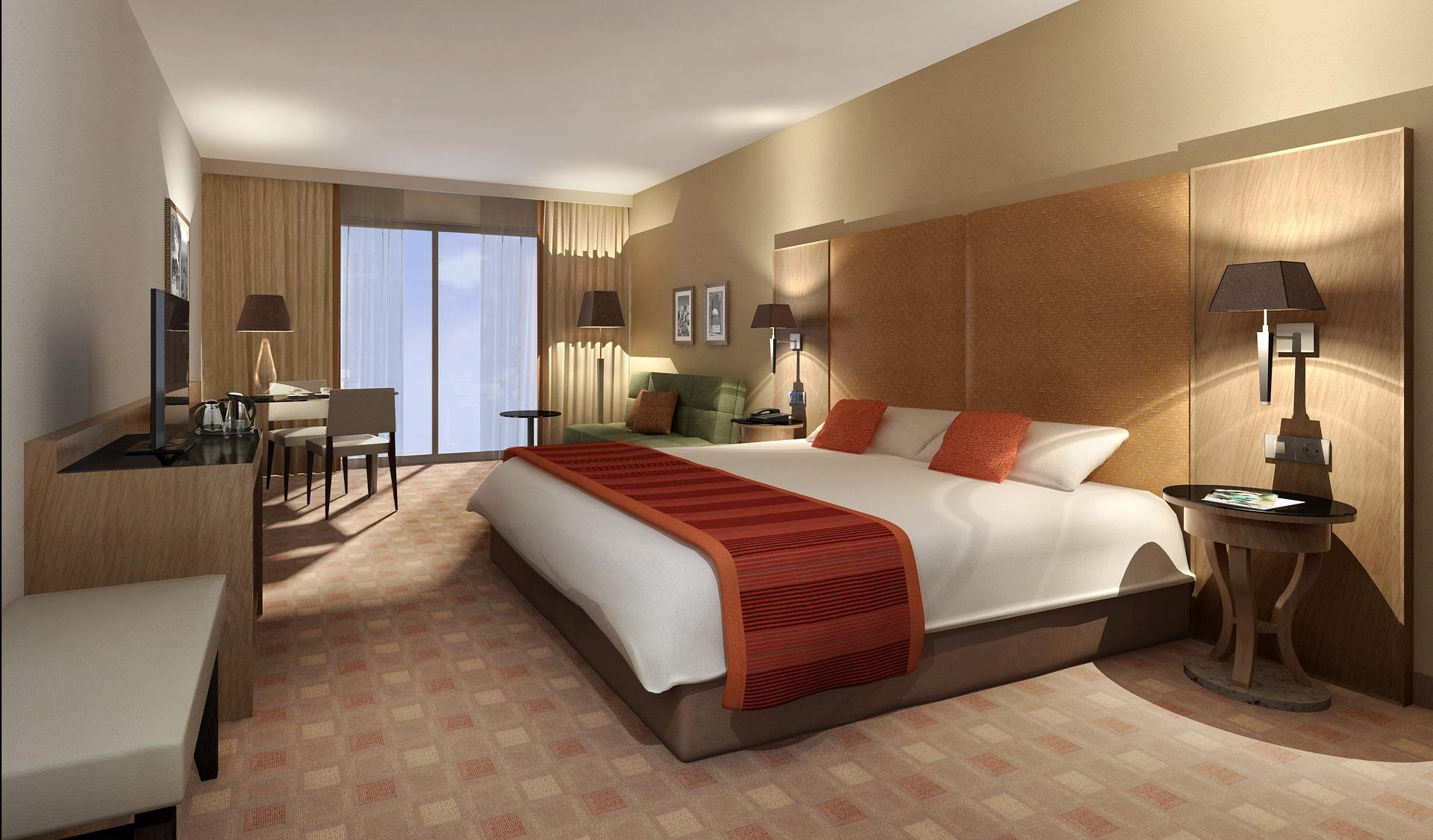 Hotelzimmer Schutz Hotelversicherung