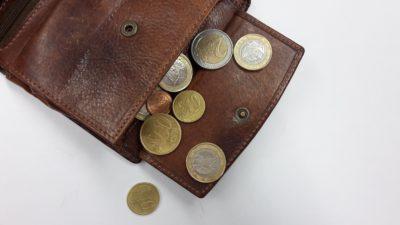 Hausrat: Auch Bargeld versichert?