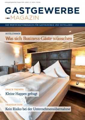 Gastgewerbemagazin Hotelversicherung