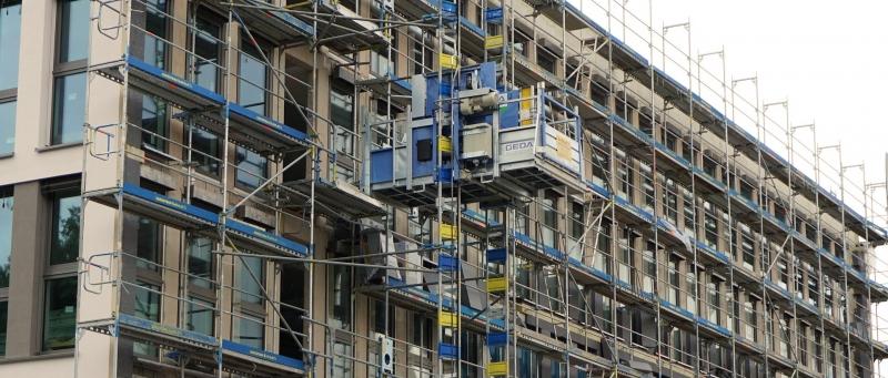 Baustelle Hotel Versicherung