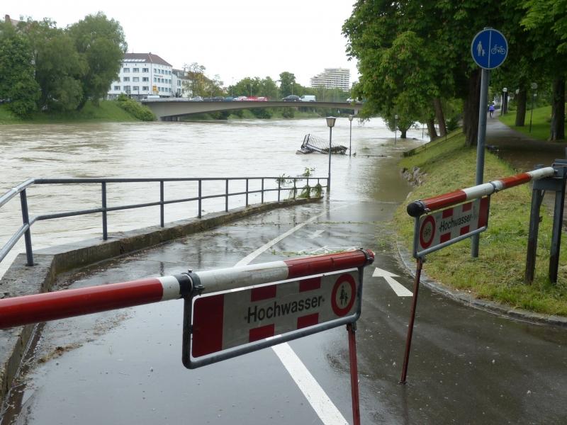 Hochwasser Versicherungsschutz