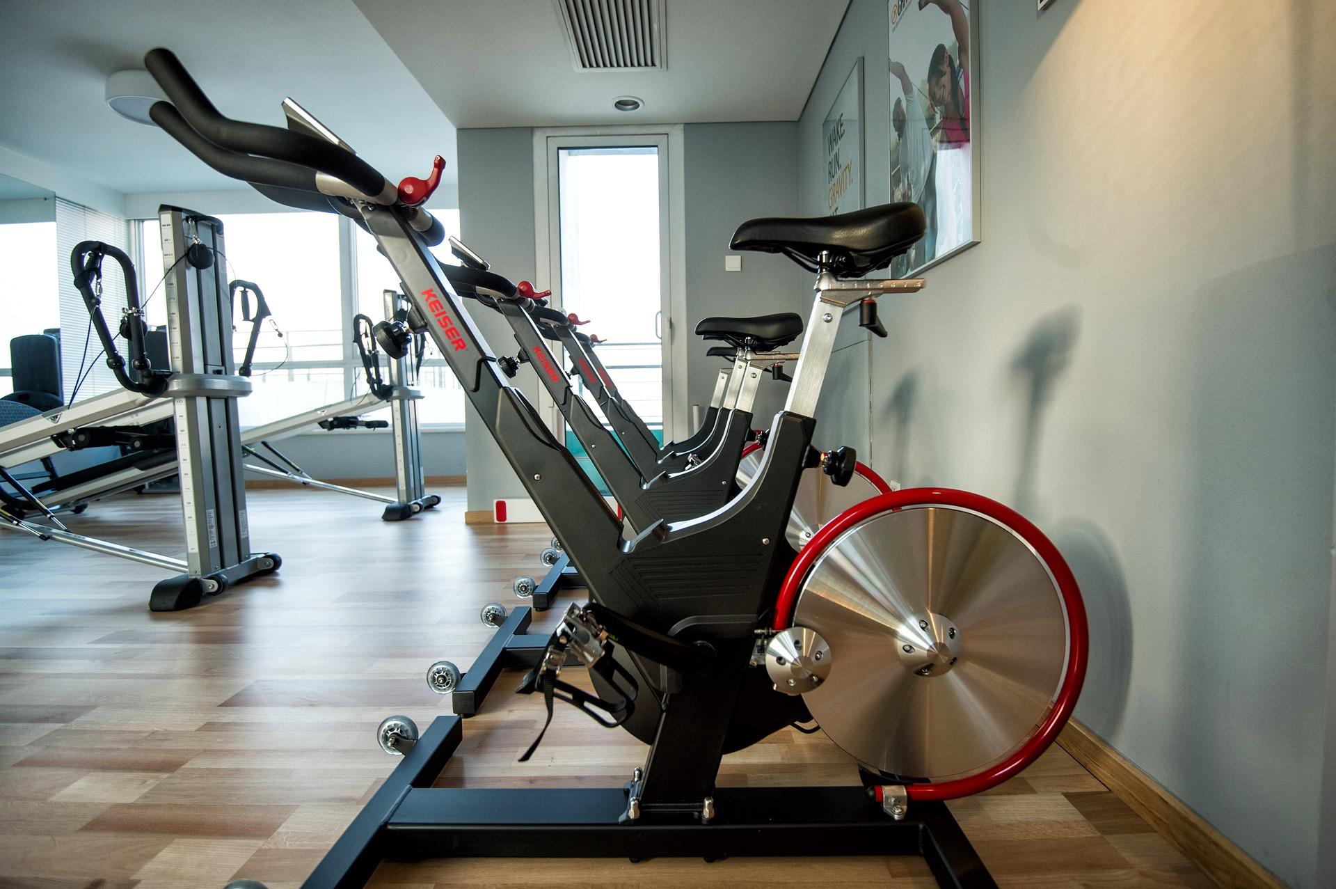 Fitness Gesundheitsvorsorge