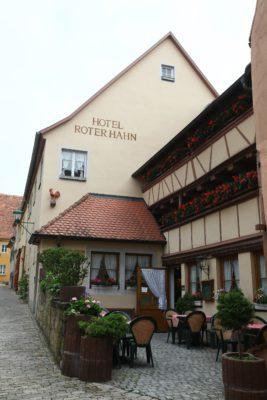 Referenz Roter Hahn Hotel-Versicherung