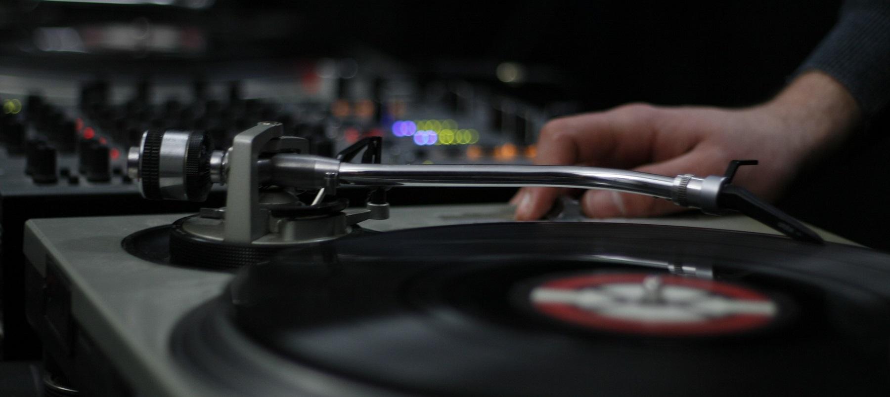 DJ Mischpult