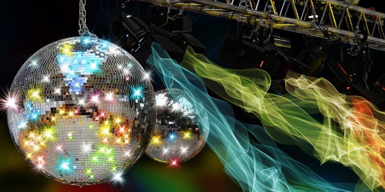 Discokugeln, Inventar Disco