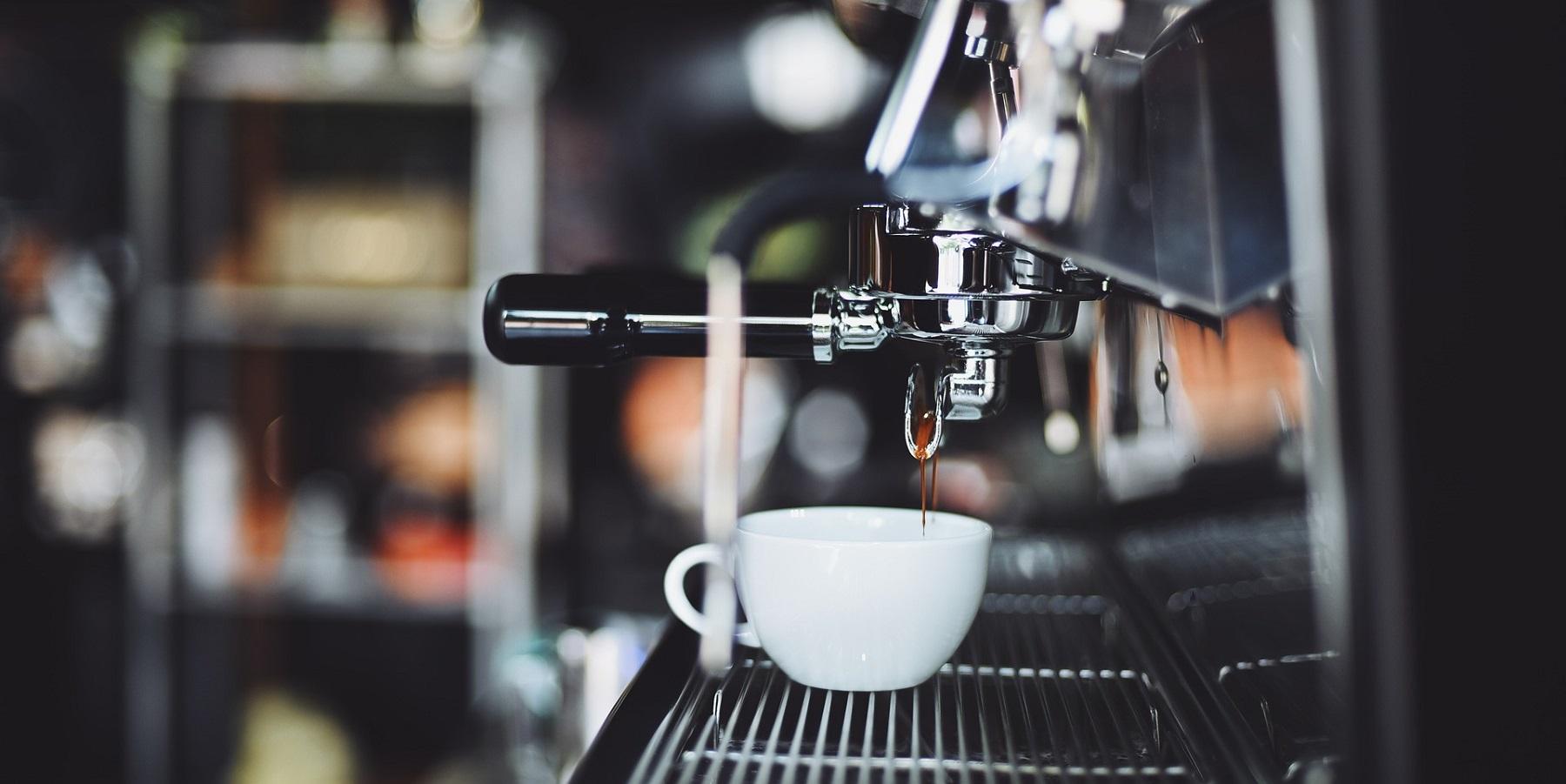 Kaffeemaschine Versicherungsschutz Hotel