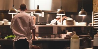 Gastronomiebetrieb im eigenen Gebäude