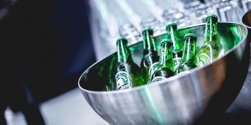 Bier Disco Versicherung