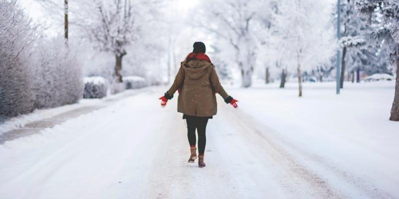 Winter Risiko Vorsorge