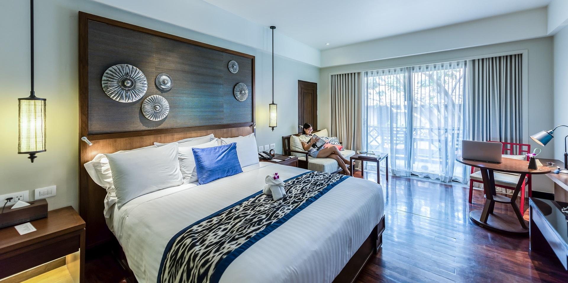 Hotelzimmer Versicherung