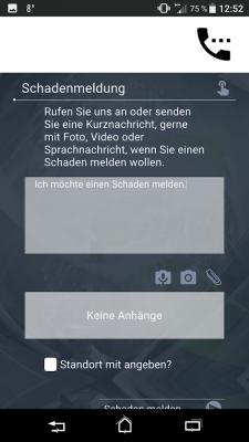 Service-App erleichtert Ihre Kommunikation