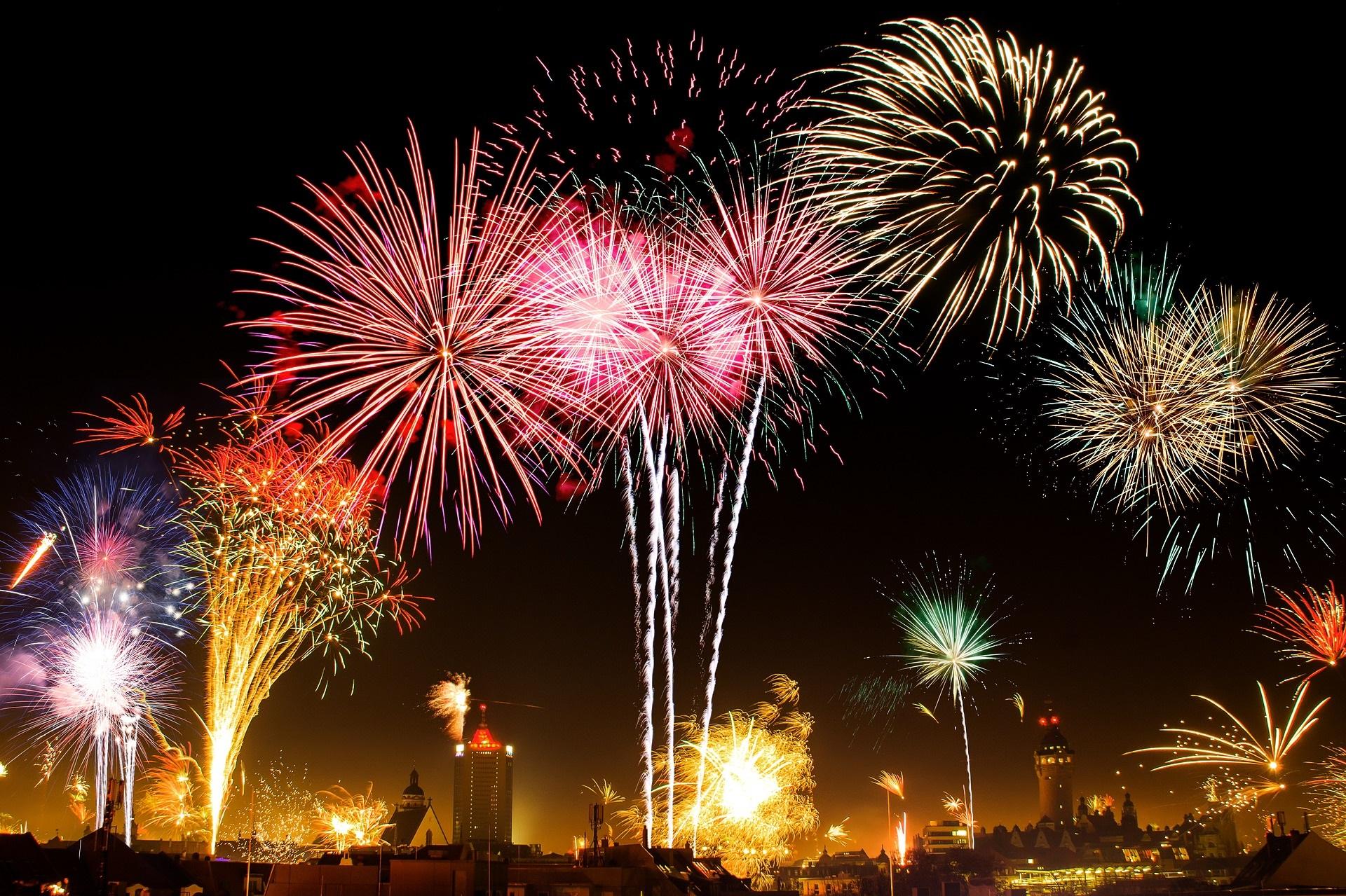 Feuerwerk, Versicherungsschutz