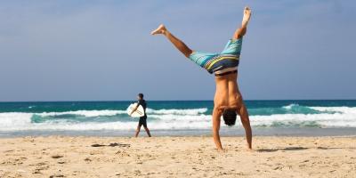 Strand neues Reiserecht
