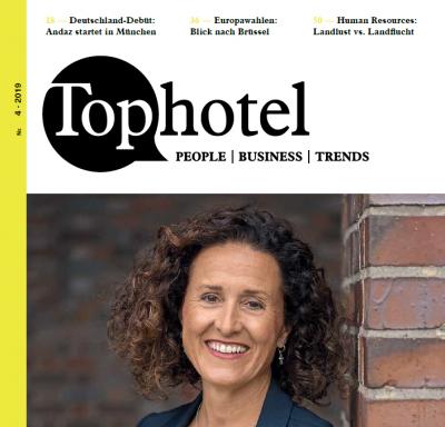 Top Hotel 4/2019: Zum Mediator statt zum Richter