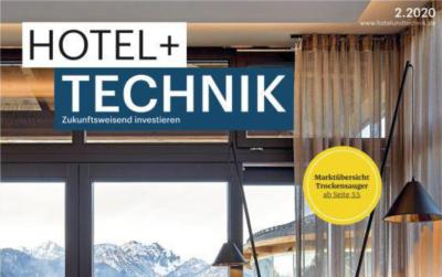 Hotel+Technik 02/2020: Sicherheit im Spa hat höchste Priorität